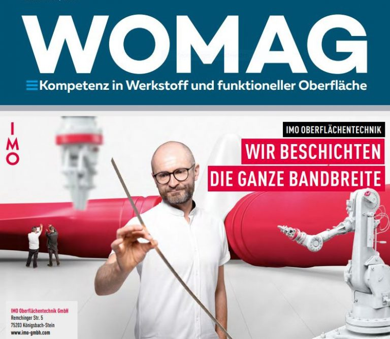 IMO Womag Titel