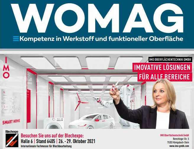 IMO Titel WOMAG 10.2021